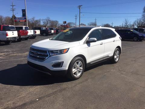 2016 Ford Edge for sale in Walnut, IL