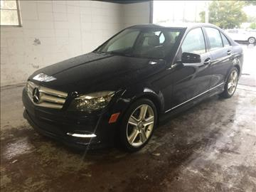 2011 Mercedes-Benz C-Class for sale in Mobile, AL