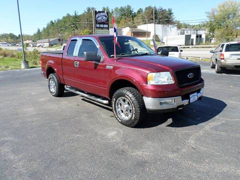 2005 Ford F-150 for sale in Zanesville, OH