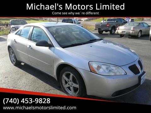 2007 Pontiac G6 for sale in Zanesville, OH