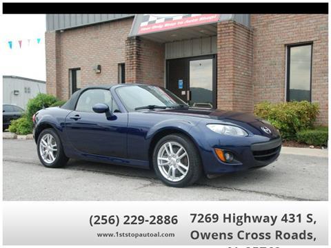 2009 Mazda MX 5 Miata For Sale In Owens Cross Roads, AL