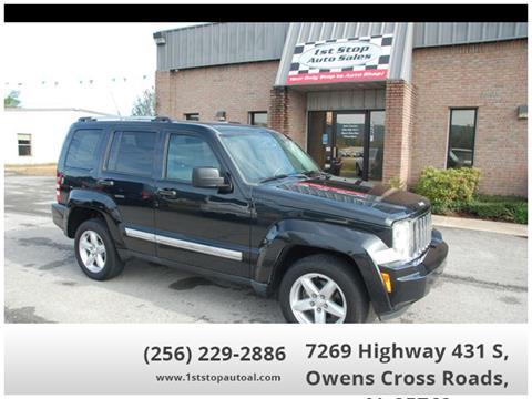 2010 Jeep Liberty for sale in Owens Cross Roads, AL