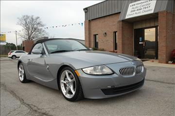2007 BMW Z4 for sale in Owens Cross Roads, AL