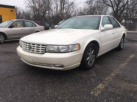 1998 Cadillac Seville for sale in Farmington Hills, MI
