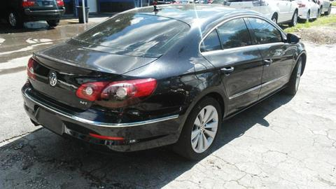 2010 Volkswagen CC for sale in Tampa, FL