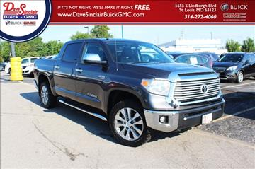 2016 Toyota Tundra for sale in Saint Louis, MO