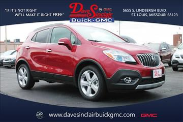 2016 Buick Encore for sale in Saint Louis, MO