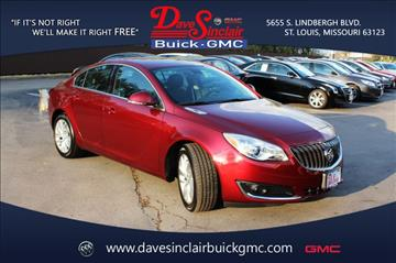 2016 Buick Regal for sale in Saint Louis, MO