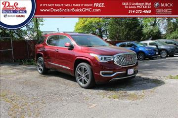 2017 GMC Acadia for sale in Saint Louis, MO
