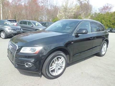 2013 Audi Q5 for sale in Acton, MA