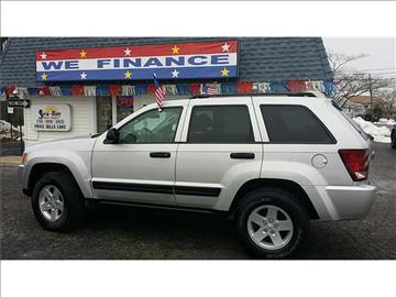 2005 Jeep Grand Cherokee for sale in Toms River, NJ