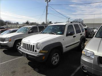 2007 Jeep Liberty for sale in Toms River, NJ