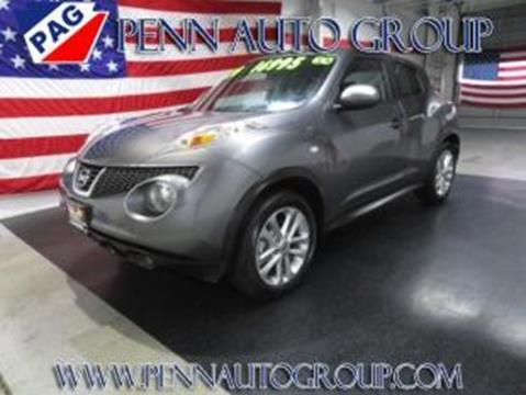 2014 Nissan JUKE for sale in Allentown, PA