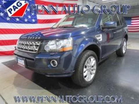 2014 Land Rover LR2 for sale in Allentown, PA