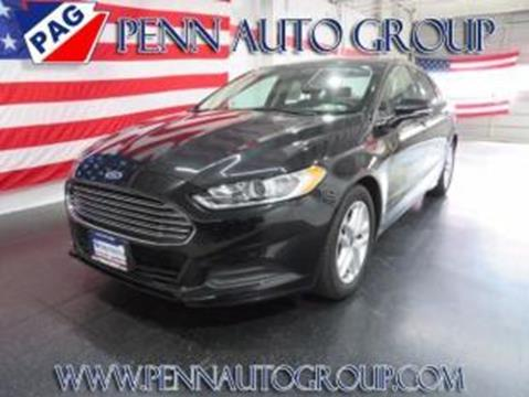 2015 Ford Fusion for sale in Allentown, PA