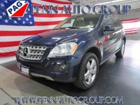 2011 Mercedes-Benz M-Class for sale in Allentown, PA