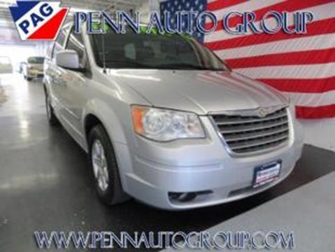 2010 Chrysler Town and Country for sale in Allentown, PA