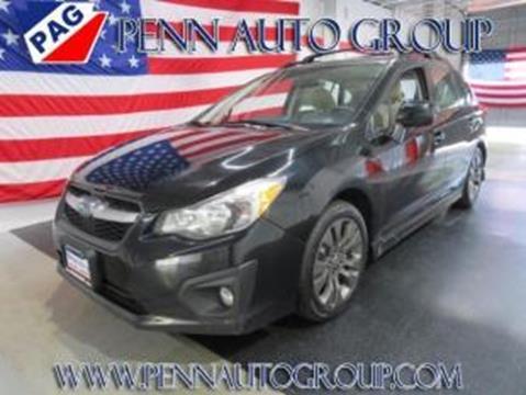 2012 Subaru Impreza for sale in Allentown, PA