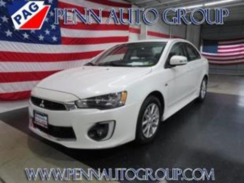 2016 Mitsubishi Lancer for sale in Allentown, PA