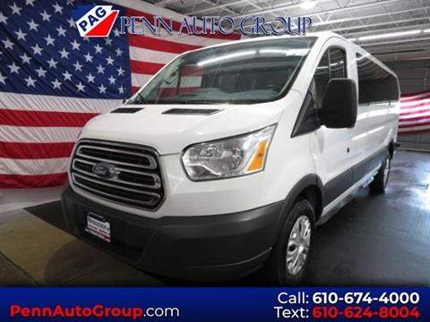 2017 Ford Transit Wagon for sale in Allentown, PA