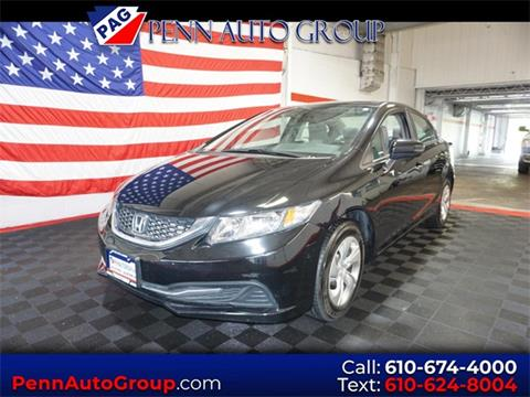 2015 Honda Civic for sale in Allentown, PA