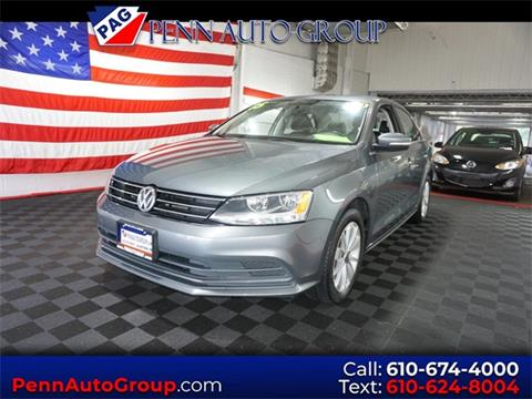 2015 Volkswagen Jetta for sale in Allentown, PA