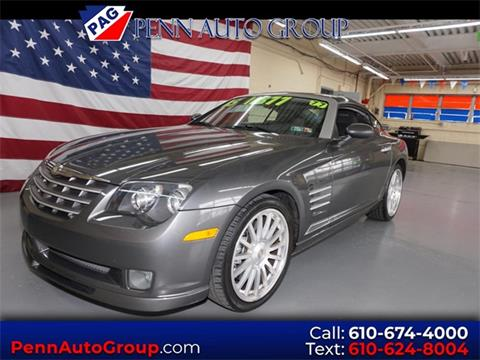 2005 Chrysler Crossfire SRT-6 for sale in Allentown, PA