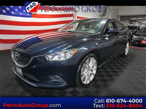 2015 Mazda MAZDA6 for sale in Allentown, PA