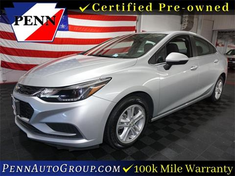2018 Chevrolet Cruze for sale in Allentown, PA