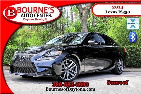 2014 Lexus IS 350 for sale in Daytona Beach, FL