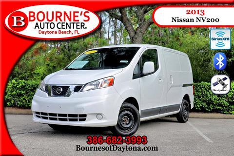 2013 Nissan NV200 for sale in Daytona Beach, FL