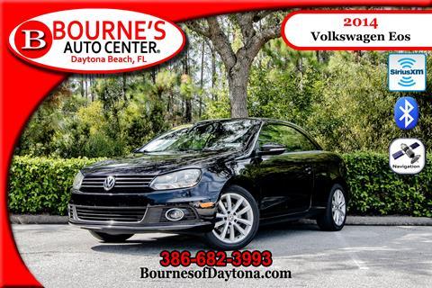 2014 Volkswagen Eos for sale in Daytona Beach, FL