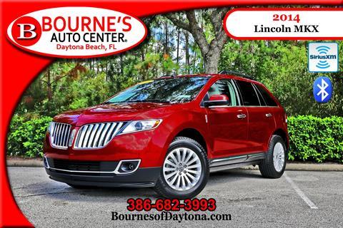 2014 Lincoln MKX for sale in Daytona Beach, FL