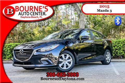 2015 Mazda MAZDA3 for sale in Daytona Beach, FL