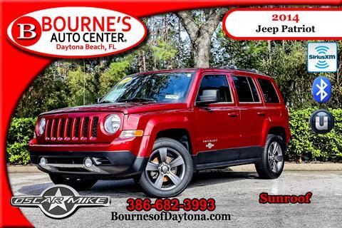 2014 Jeep Patriot for sale in Daytona Beach, FL