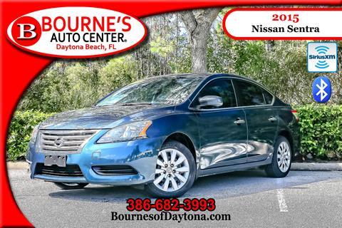 2015 Nissan Sentra for sale in Daytona Beach, FL