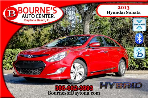 2013 Hyundai Sonata Hybrid for sale in Daytona Beach, FL