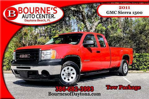 2011 GMC Sierra 1500 for sale in Daytona Beach, FL