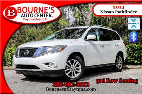 2014 Nissan Pathfinder for sale in Daytona Beach, FL