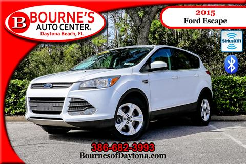 2015 Ford Escape for sale in Daytona Beach, FL
