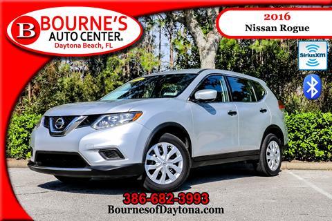 2016 Nissan Rogue for sale in Daytona Beach, FL