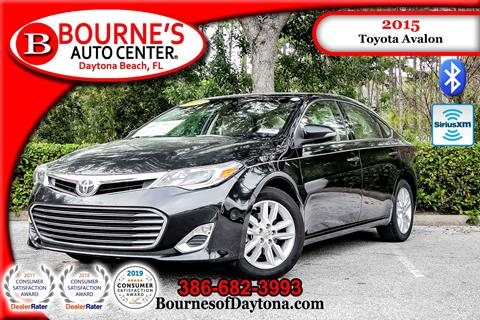 2015 Toyota Avalon For Sale >> Used Toyota Avalon For Sale Carsforsale Com