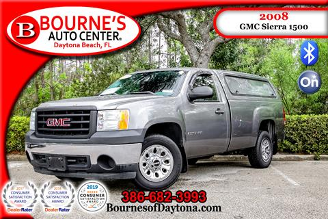2008 GMC Sierra 1500 for sale in Daytona Beach, FL