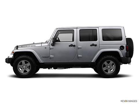 2012 Jeep Wrangler Unlimited for sale in Daytona Beach, FL