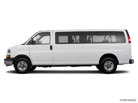 2017 Chevrolet Express Passenger for sale in Daytona Beach, FL