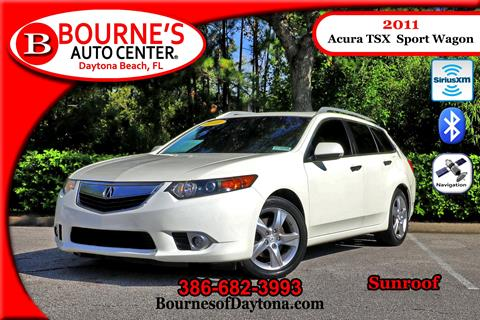 2011 Acura TSX Sport Wagon for sale in Daytona Beach, FL