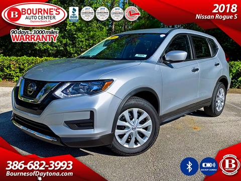 2018 Nissan Rogue for sale in Daytona Beach, FL