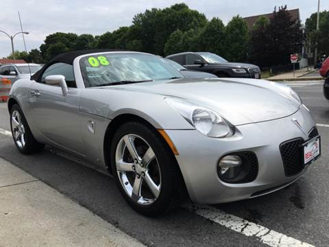 2008 Pontiac Solstice for sale in Somerville, MA