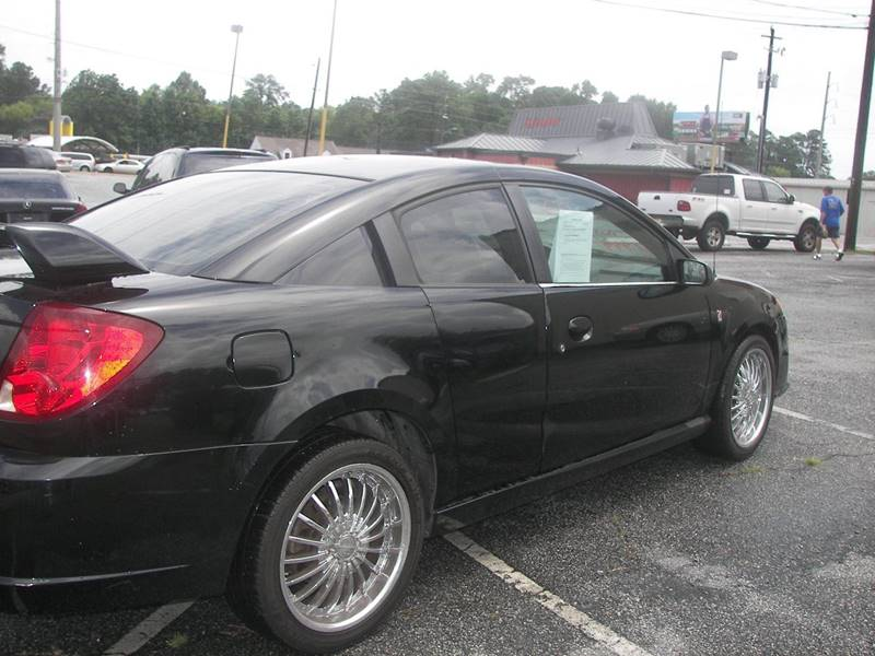 2005 Saturn Ion Red Line 4dr Coupe - Columbus GA