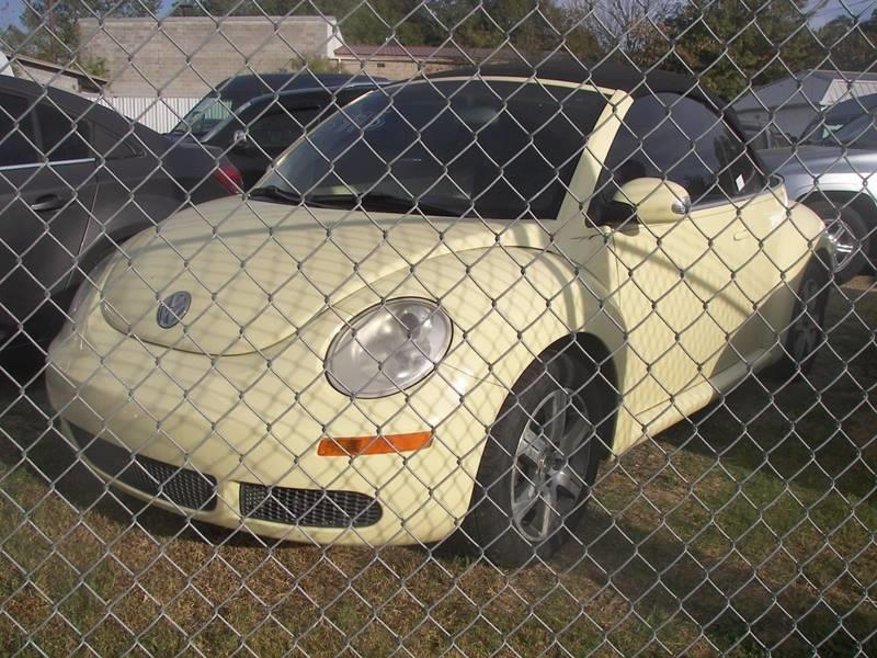 2006 Volkswagen New Beetle 2.5 2dr Convertible w/Automatic - Columbus GA